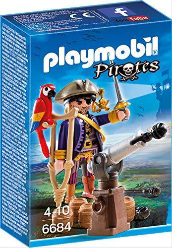 PLAYMOBIL - Capitán Pirata 66840