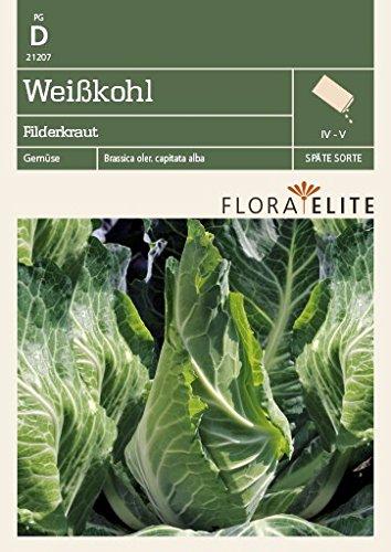 Flora Elite 21207 Weißkohl Filderkraut (Kohlsamen)