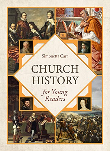 Church History for Young Readers