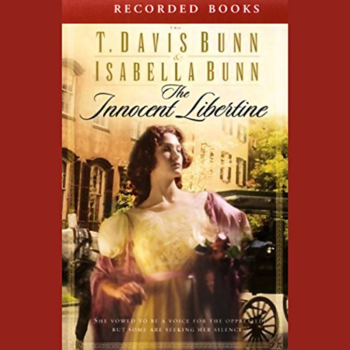 The Innocent Libertine     Heirs of Acadia              By:                                                                                                                                 T. Davis Bunn,                                                                                        Isabella Bunn                               Narrated by:                                                                                                                                 Suzanne Toren                      Length: 10 hrs and 36 mins     29 ratings     Overall 4.5