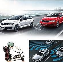 $99 » CarBest Ultrasonic Blind Spot Detection System BSD Change Lane Safer BSA BSM Blind Spot Monitoring Assistant Car Driving S...