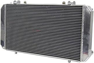 GOWE 2 filas para Toyota MR2 AW11 1.6L 4CYL todos los radiadores luminosos 84 85 86 87 88 89 sistema de refrigeración manual para motores de automóviles