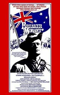 ArtFuzz Breaker Morant Movie Poster Print
