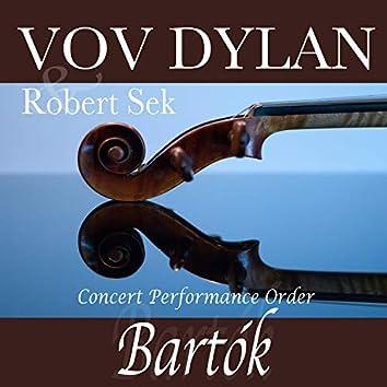 Bartok (Concert Performance)