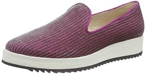 Buffalo Shoes Damen 15BU0091 GLITTER Slipper, Violett (PURPLE 01), 42 EU
