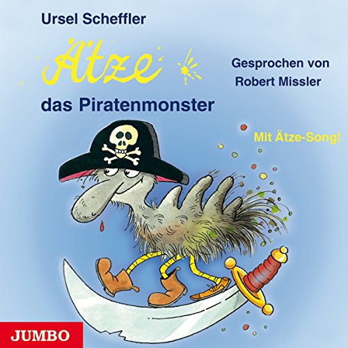 Ätze, das Piratenmonster Titelbild