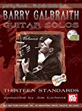 Mel Bay Barry Galbraith Guitar Solos, Volume 2
