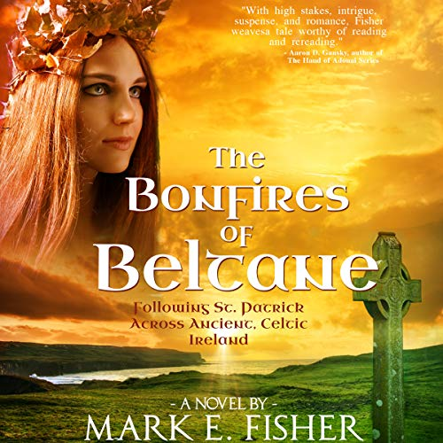 The Bonfires of Beltane audiobook cover art