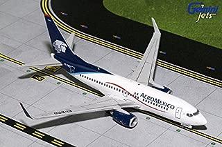 Gemini Jets Aeromexico 737-700 1:200 Scale Model Die-Cast Part#G2AMX459
