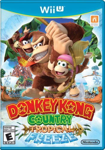 Donkey Kong Country: Tropical Freeze – Classics Edition – Wii U
