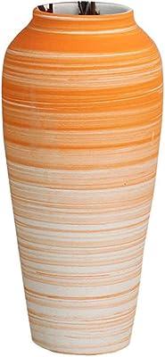 Amazon.de: Lifestyle & More Moderne Deko Vase Blumenvase