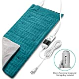 Heating Pad, Hosome Electric Heating Pad for Pain Relief with 8 Temperature Settings