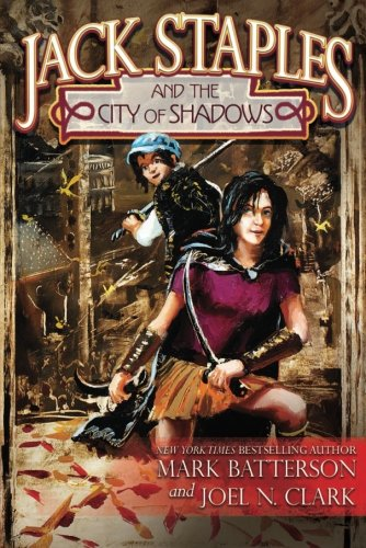 Jack Staples and the City of Shadows (Batterson Mark)