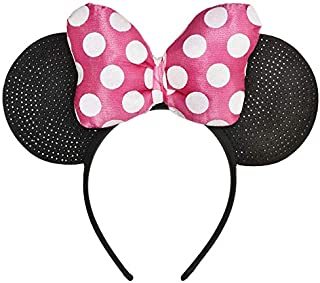 Minnie Mouse Deluxe Headband. - 1 Pc