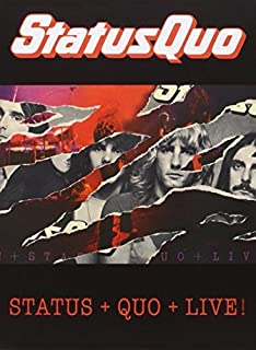 Status Quo Live: Super Deluxe by Imports