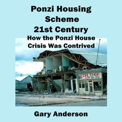 Ponzi Housing Scheme 21st Century audiobook cover art