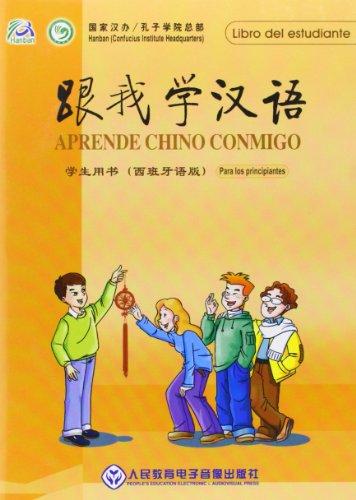 Aprende Chino Conmigo (CD de audio) - Principiante