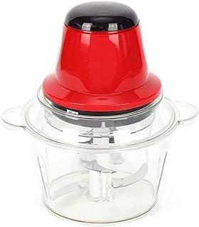 Food Processor Blender Mixer Food Chopper Meat Chopper 2L Glass Bowl Vegetable Grinder Fruits nut Grinder Multi Functional...