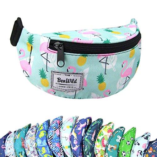 Rawstyle Bauchtasche, Hüfttasche für Kinder, vestellbarer Hüftgurt, (Modell 10) XX