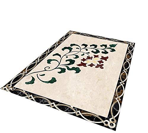 Tapijt, Nieuwe Chinese Zomer Woonkamer Tapijt Slaapkamer Rechthoekige Mat #4-1.4 * 2m