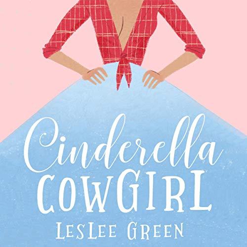 Cinderella Cowgirl audiobook cover art