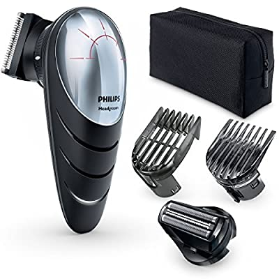 Philips QC558040 Easy Reach 180° Pro Do It Yourself Hair Clipper QC5580/32 from Philips