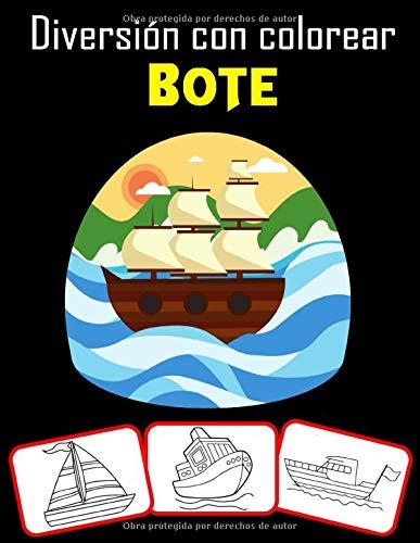 Diversión con colorear Bote: Más de 30 barcos antiguos, barcos de vela,...