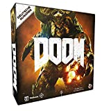 Fantasy Flight Games FFGD0107 Doom-Brettspiel Neuauflage