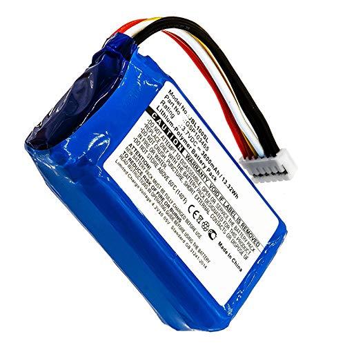 CELLONIC® Batterie Premium Compatible avec Sony SRS-X30 SRS-XB3 SRS-XB30, ID659 6800mAh Accu Rechange Remplacement