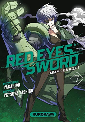 Red Eyes Sword - Akame ga Kill ! - tome 07 (7)
