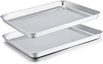 Best stainless steel baking tray Reviews
