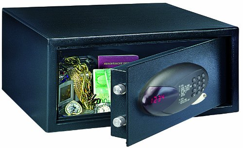 HomeDesign 104448 Holytec Lap Elektronische Lock Laptop Kluis Waardevolle Bescherming Thuis Office Hotel Guesthouse Cash Saftey Management HDS-3100