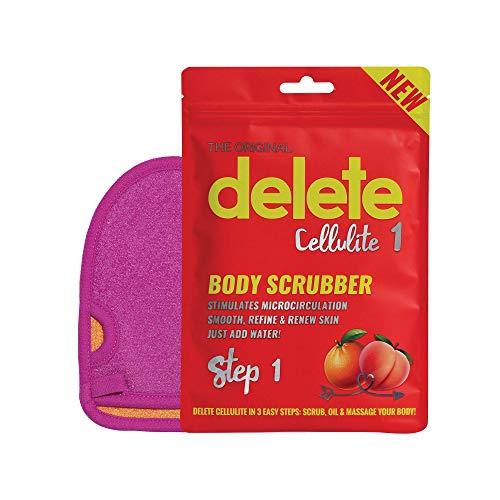 Gommage exfoliant pour le corps - Gant exfoliant pour éliminer les cellules mortes de la peau - Gants de nettoyage anti-cellulite pour le bain, le bain, la douche, pour une peau lisse et saine