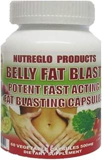 NUTREGLO BELLY FAT BLAST CAPS 60