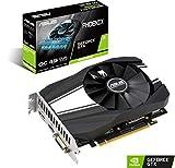 ASUS Phoenix GeForce GTX 1650 Super OC Edition 4GB GDDR6 - Tarjeta gráfica: alcanza Frecuencias de refresco Altas para Que arrases en los Juegos sin Tener Que esforzarte