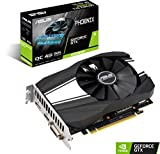 ASUS Phoenix GeForce GTX 1650 SUPER OC Edition 4GB GDDR6 Gaming iTX Graphics