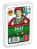 Kartenspiele, Skat, Neues Turnierblatt der Ass Altenburger Spielkartenfabrik -