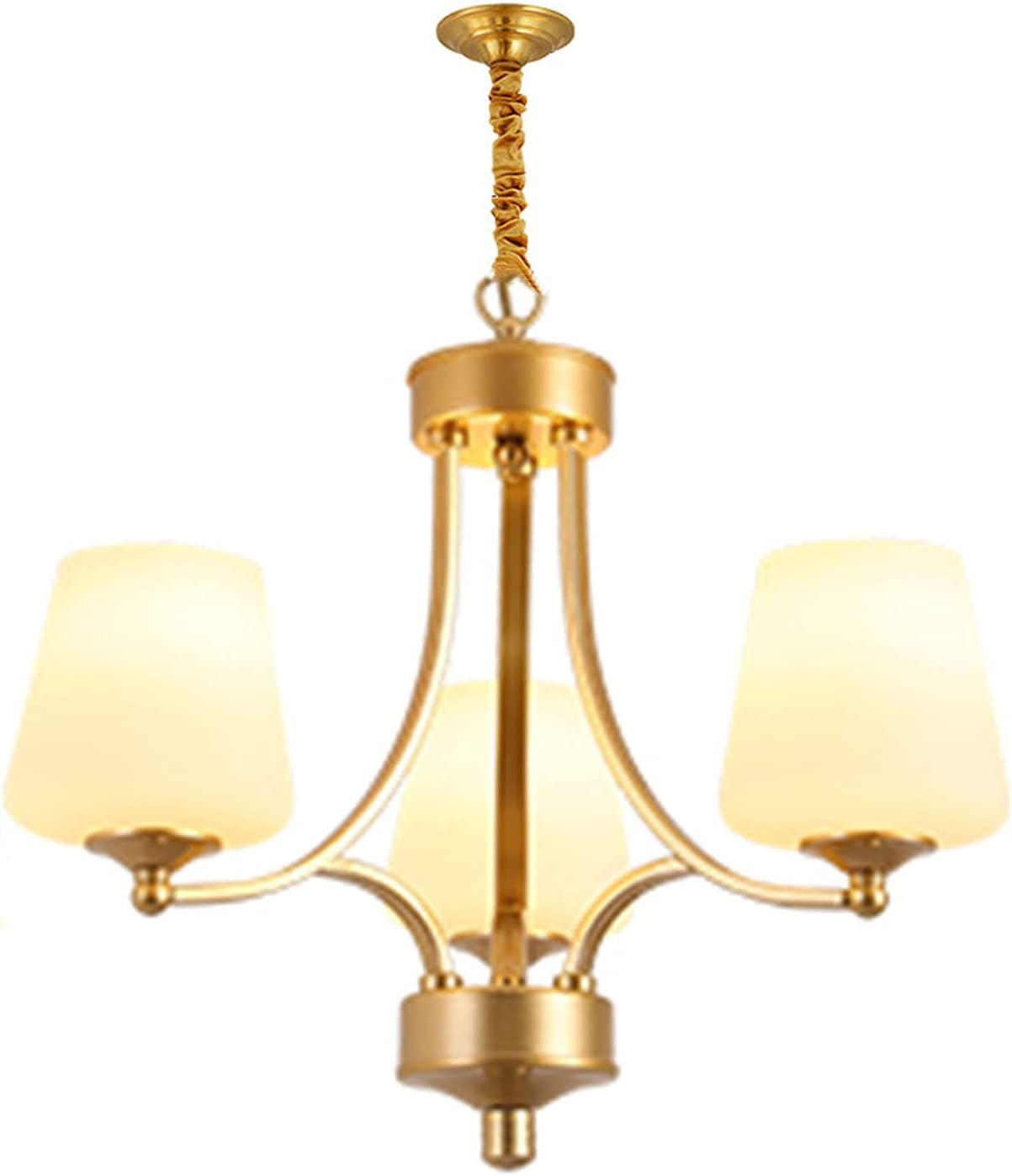 Limited time for free shipping XAWV Brass Vintage Chandelier E26 At the price of surprise Ceiling Light Room Living for