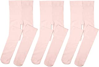STELLE Ballet Dance Footed Tights for Girls Toddlers Little/Big Kids