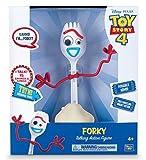 MTW Toys 64460 - Figura de acción de Disney Pixar Toy Story 4-Forkie, figura móvil y parlante, aprox...