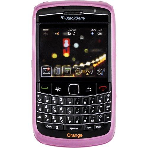 Nexxus Handyschale für BlackBerry 9700, durchsichtiges Rosa