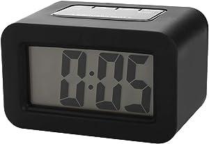 Cafopgrill Réveil numérique minuterie Sommeil Exquis numérique LED Bureau électronique Horloge de Table Affichage 24 Heures sur 24 Petit ureau Chambre horloges de Chevet