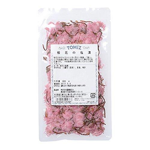 桜花の塩漬 / 60g TOMIZ/cuoca(富澤商店)
