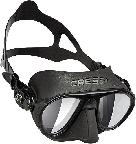 Cressi Calibro Máscara polyvalent para Buceo, apnea