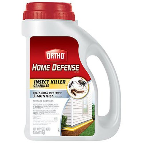Ortho Home Defense MAX Insect Killer Granules, 2.5-Pound (Ant,...