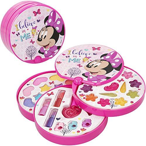 Disney - Set maquillaje Princesas Disney para niños y niñas (77198)