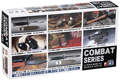 MK2 M67 Set Combat 2 granadas militares de EE.UU. (jap?n importaci?n)