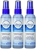 Febreze To-Go Fabric Refresher 2.8 oz, 3 Pack by Febreze