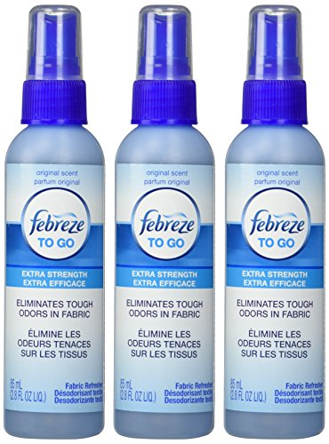 Febreze To-Go Fabric Refresher 2.8 oz, 3 Pack by Febreze