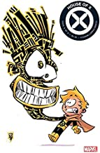 """House of X #5 (of 6) Skottie Young Chibi Warlock and Cypher """"Baby"""" Variant"""